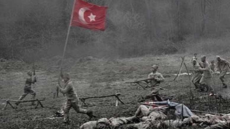 Bir Bayrak Rüzgar Bekliyor