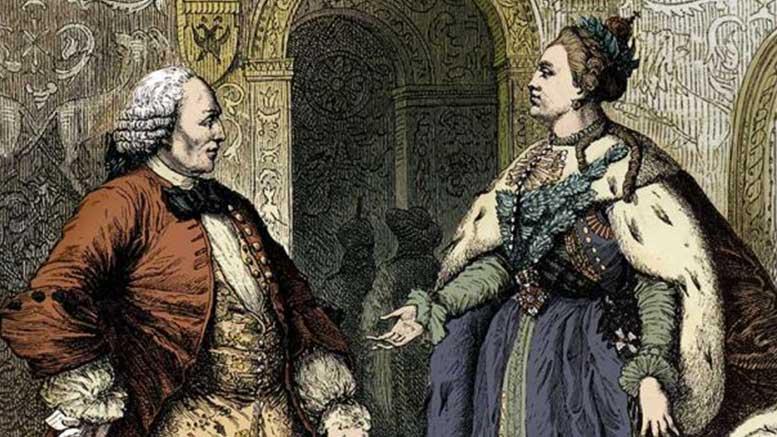 Diderot Etkisi - Eski Sabahlığımın Efendisi İken Yenisinin Kölesi Oldum!